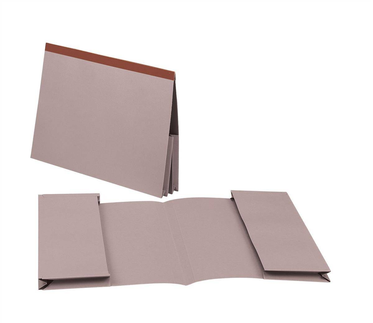 Guildhall Legal Wallet Double 35mm Pocket Reinforced Manilla 315gsm Foolscap Buff Ref 218-BUFZ [Pack 25]