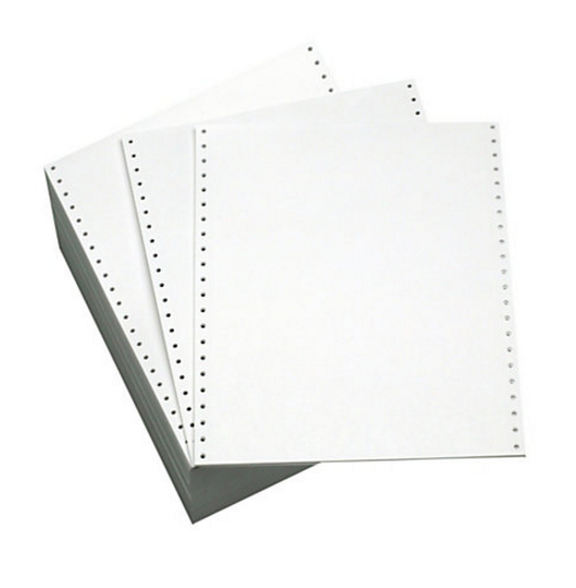Integrity Print Value Integrity Listing Paper 11x368 70gsm Ruled BX2000