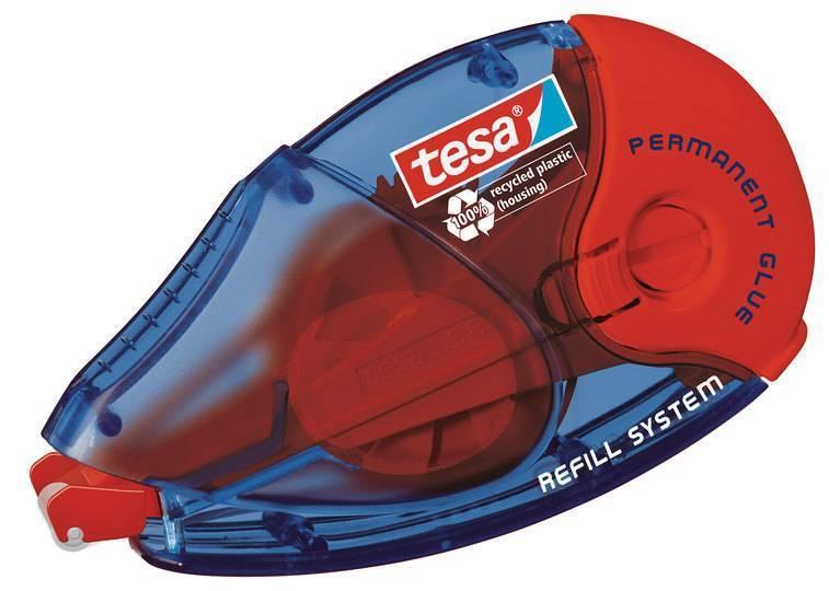 TESA Glue Roller ecologo Permanent 8.4mmx15M PK1