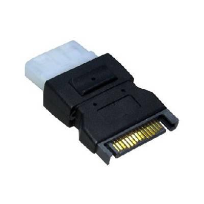 TARGET 4-Pin Molex (F) to SATA Power (M) OEM Internal Adapter
