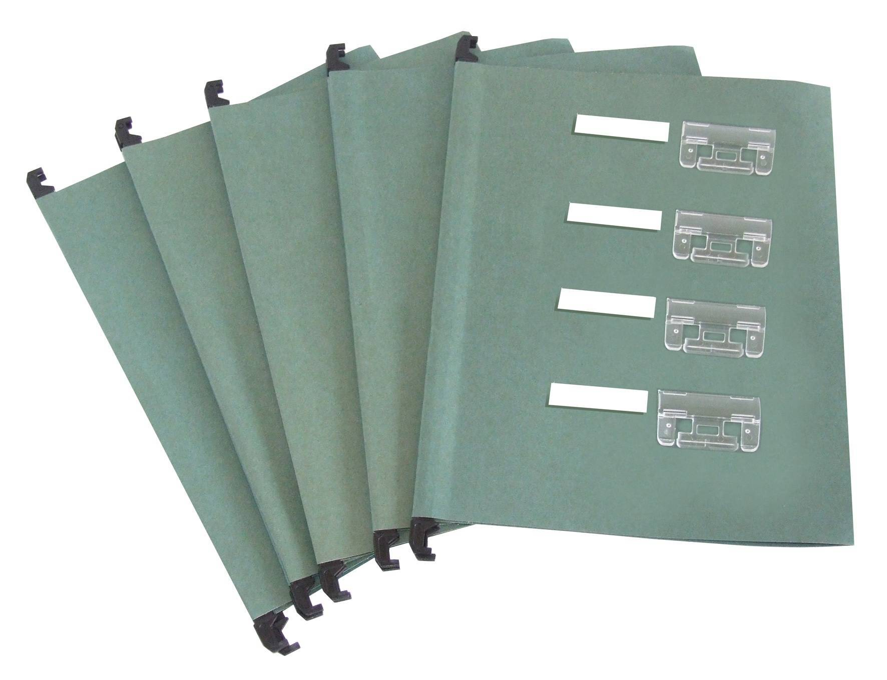 Cathedral Products Value A4 Suspension Files PK50