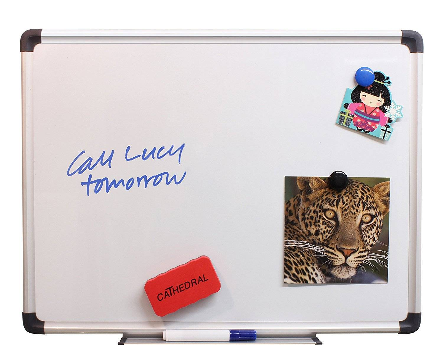 Cathedral Products Magnetic Drywipe Board 300x450mm