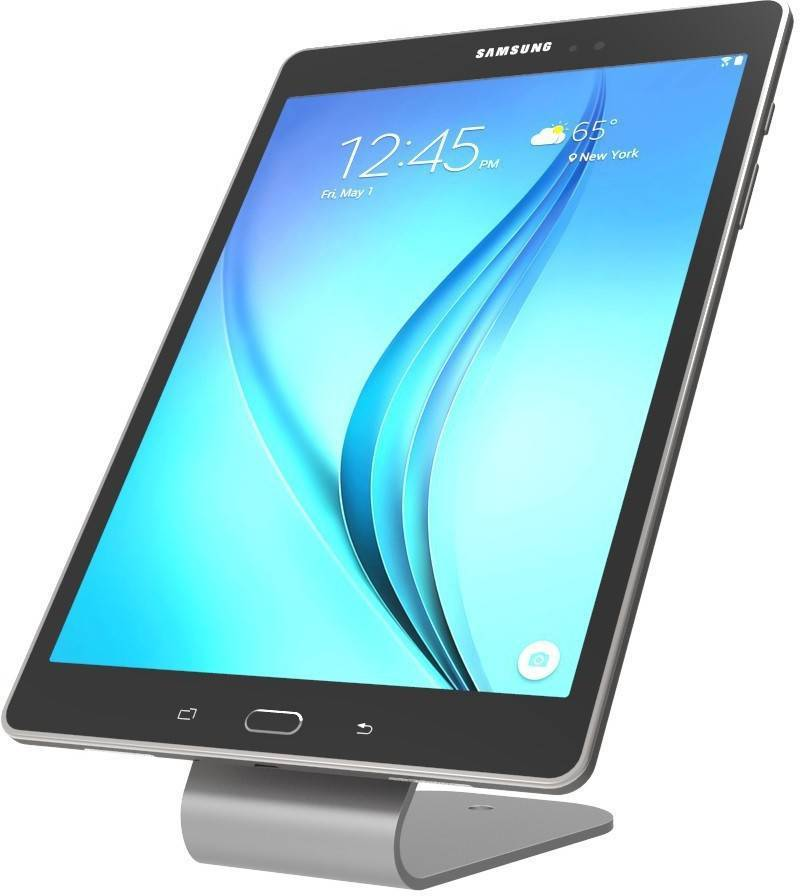 Compulocks Hovertab Security Stand Silver