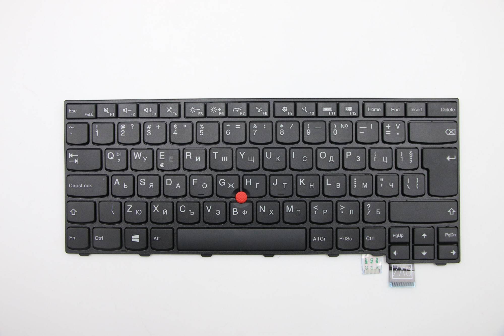 Lenovo 00PA505 notebook spare part Keyboard