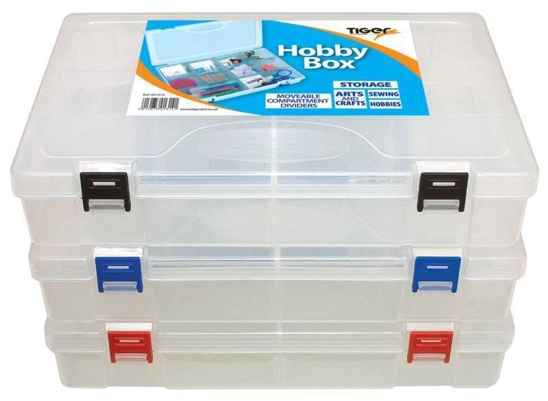 Tiger Hobby Box