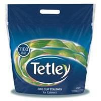 Tetley CATERING 1 CUP TEA BAGS PK1100
