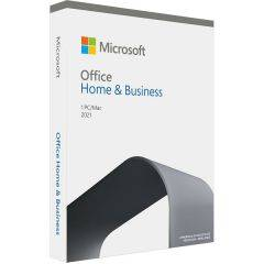Microsoft T5D-03511 MS Office 2021 Home & Business [UK] PKC for Windows / MacOS