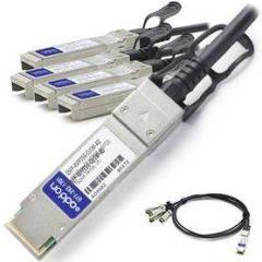 QSFP-4SFP25G-CU1M-AO