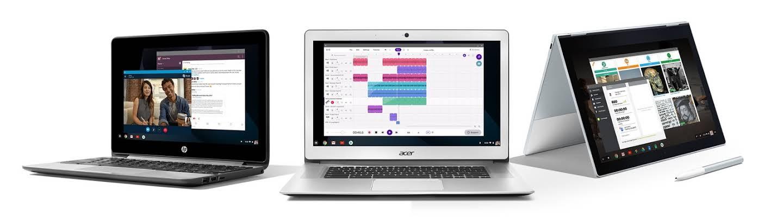 Chromebook for education