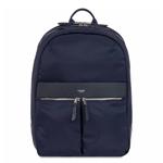 """Knomo Beaufort notebook case 39.6 cm (15.6"""") Backpack Blue 119-410-BLK2"""