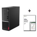 Lenovo V530s SFF 11BM002BUK Core i5-9400 8GB 256GB SSD DVDRW Win 10 Pro + Microsoft Office Home and Business 2019 T5D-03308