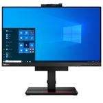 Lenovo ThinkCentre Tiny-In-One 11GCPAT1UK 60.5 cm 23.8IN 1920 x 1080 pixels Full HD LED Black (Open Box)