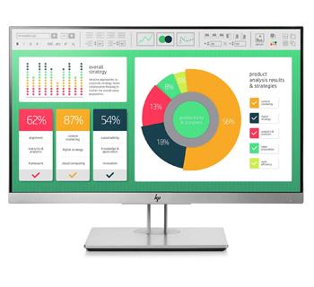 HP EliteDisplay E223 1FH45AT#ABU Monitor