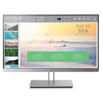 HP EliteDisplay E233 1FH46AT#ABU 23IN Full HD IPS Black, Silver computer monitor