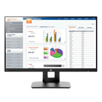 HP VH240a 1KL30AT#ABU 23.8IN FHD Monitor IPS 5 ms HDMI VGA 1920 x 1080
