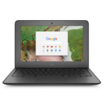 HP Chromebook 11 G6 EE 4LS78EA#ABU Cel N3350 4GB 16GB 11.6IN Chrome OS