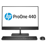 HP ProOne AIO 440 G4 4NT86EA#ABU Core i5-8500T 8GB 1TB DVDRW 23.8IN FHD Win 10 Pro