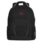 "Wenger/SwissGear Synergy Deluxe notebook case 40.6 cm (16"") Backpack Black 606491"