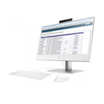"""HP EliteOne 800 G5 60.5 cm (23.8"""") 1920 x 1080 pixels 9th gen Intel® Core™ i7 i7-9700K 8 GB DDR4-SDRAM 256 GB SSD Silver All-in-One PC 7AB92ET#ABU"""