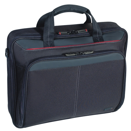 Targus 16-inch Clamshell Notebook Carry Case - Black, Official by Targus (CN31)