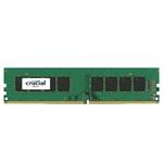 Crucial CT4G4DFS8266 4GB DDR4 2666 MT/S PC4-21300 CL19 SR X8 UDIMM 288PIN memory module