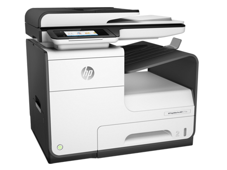 HP PageWide Pro 477dw D3Q20B#A80 business inkjet printer
