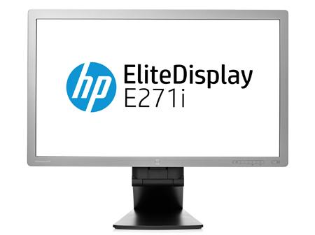 HP EliteDisplay E271i D7Z72AA PC Monitors