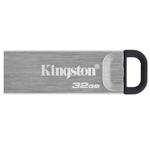 Kingston Technology DataTraveler Kyson USB flash drive 32 GB USB Type-A 3.2 Gen 1 (3.1 Gen 1) Silver DTKN/32GB