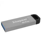 Kingston Technology DataTraveler Kyson USB flash drive 64 GB USB Type-A 3.2 Gen 1 (3.1 Gen 1) Silver DTKN/64GB