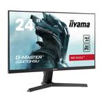 iiyama G-MASTER GB2466HSU-B1 Red Eagle 60.5 cm 23.8IN 1920 x 1080 pixels Full HD LED Black