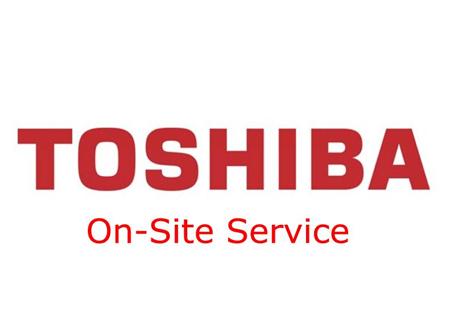 Toshiba 3 Year Gold 'NBD' International Warranty - GONS103I-V