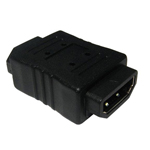 Cables Direct HDHDFS-A HDMI HDMI Black cable interface/gender adapter