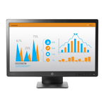 "HP ProDisplay P232 23"" K7X31AA FHD Monitor 5 ms LED DP VGA 1920 x 1080"