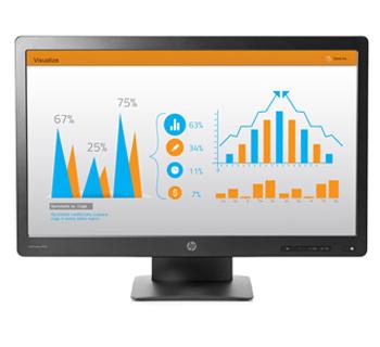 HP ProDisplay P232 23 K7X31AT Monitor