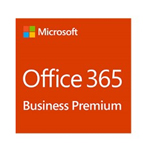 Microsoft Office 365 Business Premium 1license(s) 1year(s) English KLQ-00388