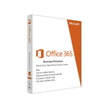 Microsoft Office 365 Business Premium 1 license(s) 1 year(s) English KLQ-00461