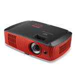 Acer Predator Z650 2200ANSI lumens DLP 1080p (1920x1080) Desktop projector Black,Red MR.JMS11.002