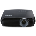 Acer Essential X1326WH MR.JP911.002 Ceiling-mounted projector 4000ANSI lumens DLP WXGA (1280x800) Black data projector