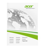 Acer Advantage SV.WNBAP.A06 3 yrs warranty carry in + 1st yr Int Travellers - Extensa + Travelmate