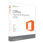 Microsoft Office Home & Business 2016, EN-T5D-02826