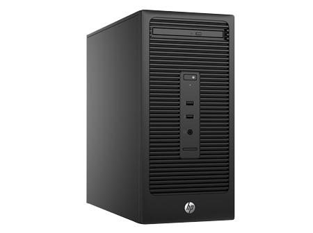HP 280 G2 MT X9D73ES#ABU Core i7-6700 8GB 1TB DVDRW Win 7/10 Pro