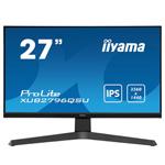 iiyama ProLite XUB2796HSU-B1 LED display 68.6 cm 27IN 1920 x 1080 pixels Full HD Black