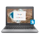 HP ChromeBook 11-V001NA Y3V73EA#ABU Cel N3060 4GB 16GB SSD 11.6IN Chrome OS Refurb
