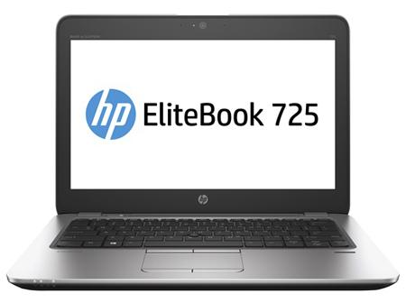 HP EliteBook 725 G3 Z2W99EA#ABU AMD A12-8800B 8GB 256GB SSD 12.5IN CAM Win 10 Pro